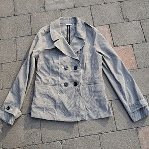 ❤3/$20❤Halogen size large womens jacket blazer (e)
